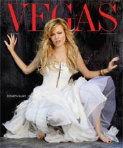Elizabeth Banks Vegas Magazine September 2009
