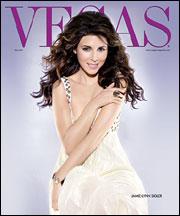 Jamie-Lynn Sigler Vegas Magazine May 2007