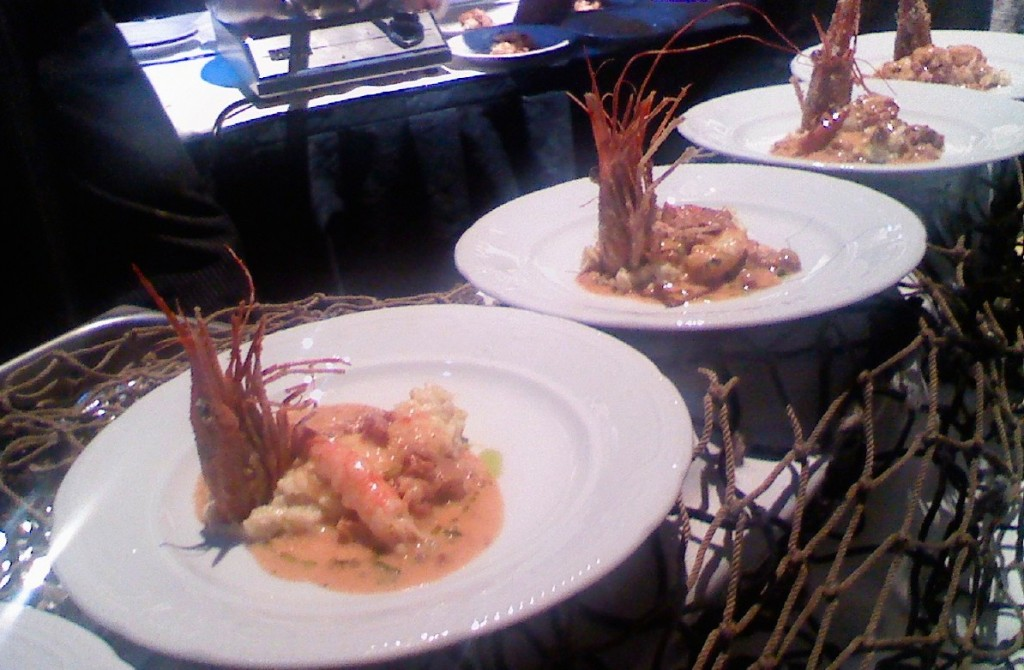 Kerry Simon's Shrimp & Grits