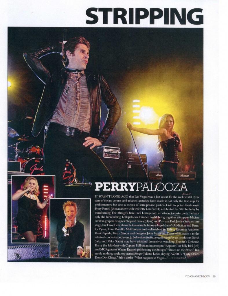 Perrypalooza