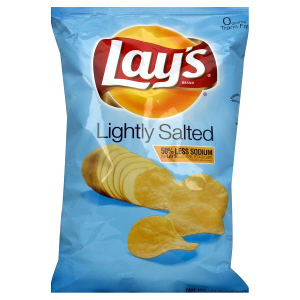 Lay's Lightly Salted