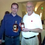 With Four Roses Master Distiller Jim Rutledge