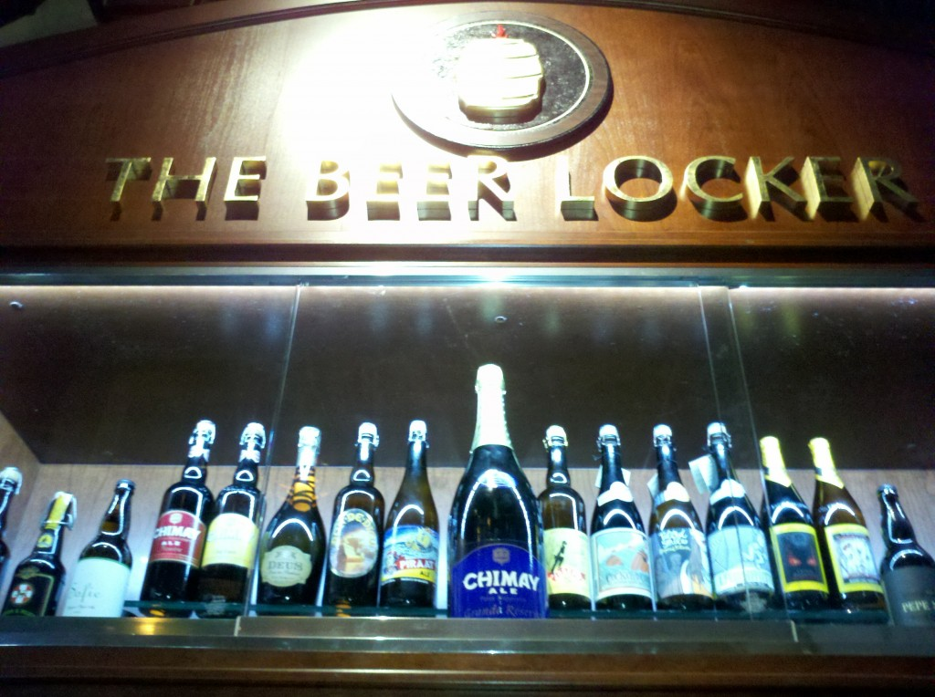 The Beer Locker: Many Are Called, Few Chosen