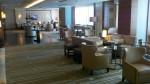 Inside the impressive Concierge Lounge