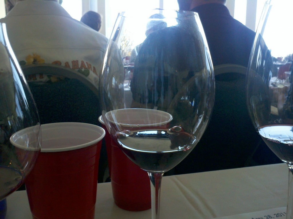 Second glass, second wine