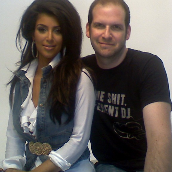 Kim Kardashian E.C. Gladstone